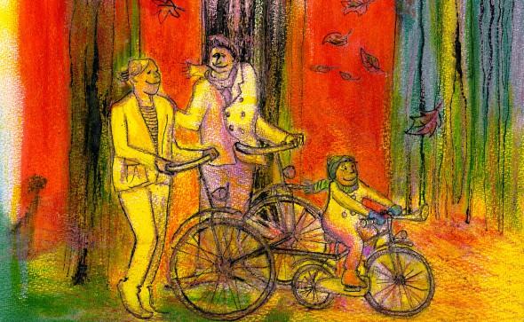 kuna fietstiep
